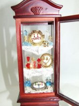 Ladies Display Cabinet, Filled, MH