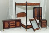 Empire Bedroom Set, 5pc, MH