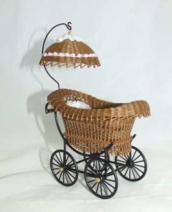 Wicker Carriage