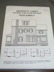 Architect's Choice Dollhouse Plan #6
