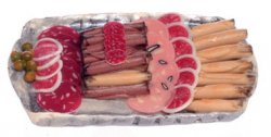 Assorted Meat Tray