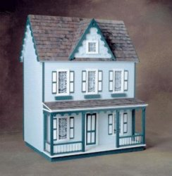 Front-Opening Vermont Farmhouse Jr. Kit