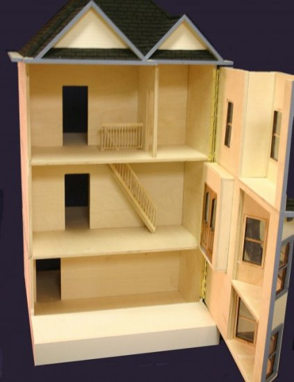 Belton Bay Dollhouse Kit - Click Image to Close