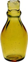 Amber Glass Bottle/Jar