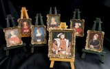 """Henry VIII and His 6 Wives"" - 7 pcs"