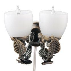 Linden Double Sconce