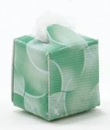 Box of Tissues, Green