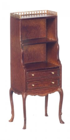 Arts & Crafts Hutch,, Walnut