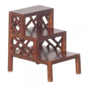 Step Stool, Walnut