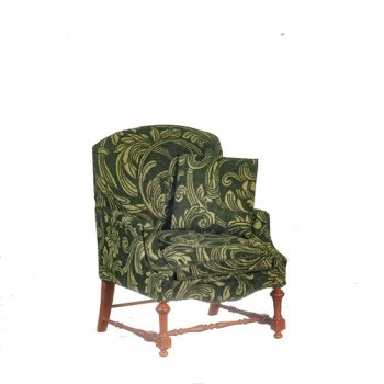 Jacobean Armchair, Walnut