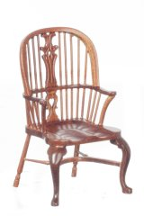 Windsor Chair, 1724, Walnut