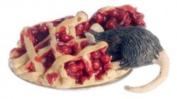 Cherry Pie with Mouse