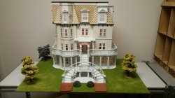 "1/2"" Hegeler Carcus Mansion Dollhouse"