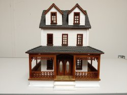 "1/4"" Southern Country Cottage"