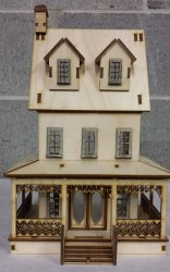 "1/4"" Abriana Large Country Cottage"