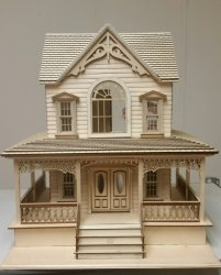 "1/2"" Little Briana Country Vict. Cottage"