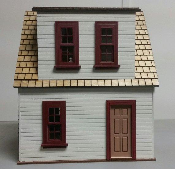 Lansdowne 1:24 scale Dollhouse ONE car garage//workshop