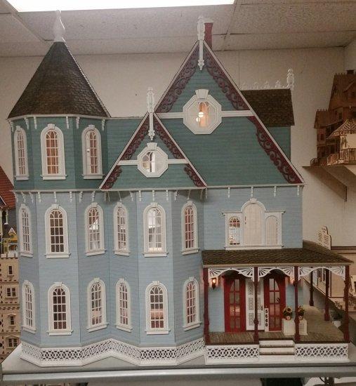Groovy 1 Leon Victorian Gothic Dollhouse Kit Ld0991 688 99 Download Free Architecture Designs Scobabritishbridgeorg