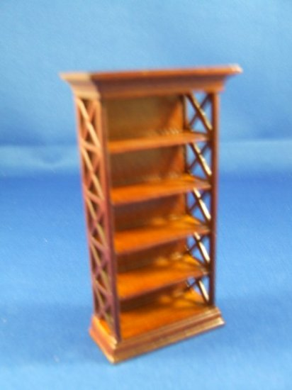 Ashley Bookshelf Spice LEEA110