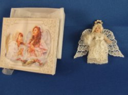 Angel Doll in Box
