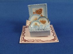 Baby Plates in Gift Box