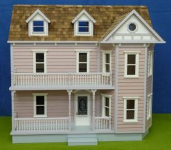 Maplewood Dollhouse Kit