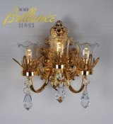 The Essex Crystal Sconce, LED