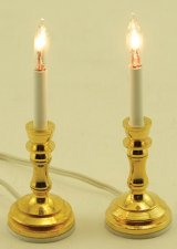 Candlestick Lights, Pair