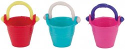 Beach Pail, Assorted, 1pc