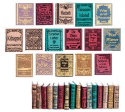 Instant Library, 16pc