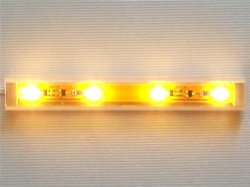 4 Light Strip Warm White