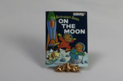 On The Moon, Berenstain Bear Book