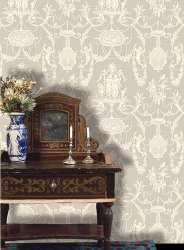 Avignon Antique Wallpaper