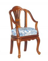 Wilson Armchair, Walnut