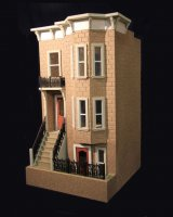 Park Avenue Dollhouse Kit #2