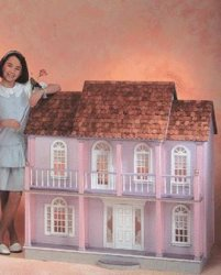 Playscale Estate Dollhouse Kit