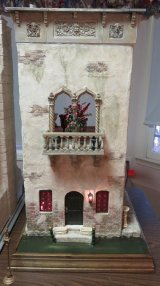 Venetian Canal 2 Story House, Starting Bid $550