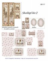 Shabby Chic Box Kit