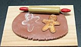 Making Gingerbread Cookies