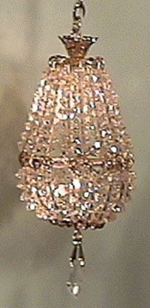 Hall Lamp Cone Bowl Shape Rsscr 111 99 Miniature