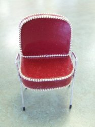Beauty Salon Shampoo or Manicure Chair