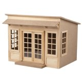 Serendipity Shed Assembled Kit