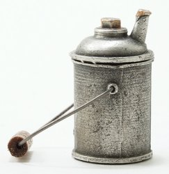 Antique Can with Handle