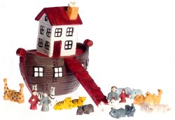 Ark with Animals Set, 25pc