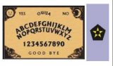 Ouija Board and Puck