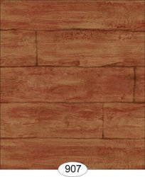 Wood Plank Floor Paper - Light Cherry