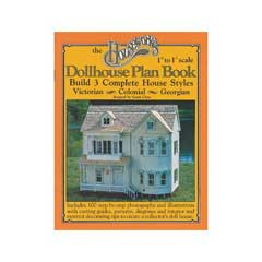 3 in 1 Dollhouse Planbook