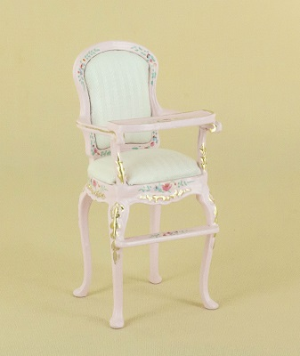 Sweet Home High Chair, Pink