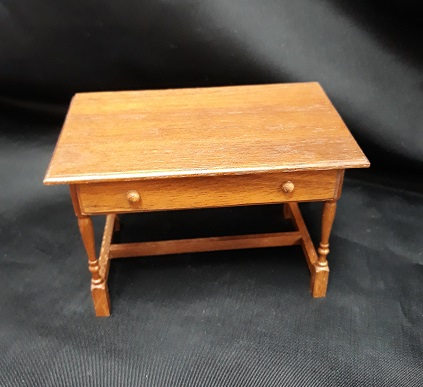 Tavern Table, Walnut - Click Image to Close
