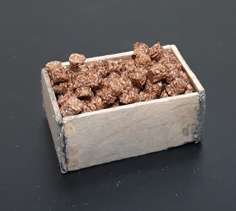Wine Corks in Crate